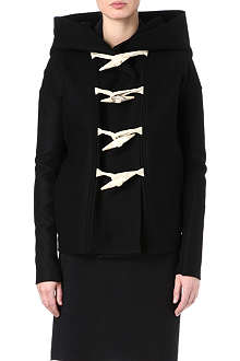 RICK OWENS Toggle coat