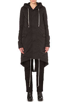 DRKSHDW Cappotto fishtail jacket