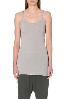 RICK OWENS Long vest top