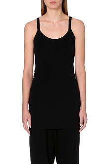 RICK OWENS Long-length tank top