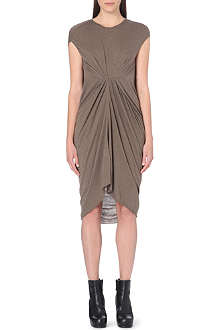 RICK OWENS Lobster Tunic dress