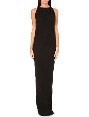 RICK OWENS Jacqueline maxi dress