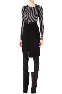 GARETH PUGH Skirt with racer-back straps