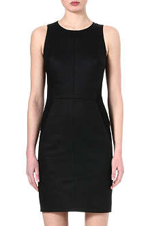 GARETH PUGH Contrast-panel dress