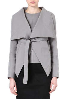 GARETH PUGH Oversized-lapel coat