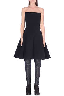 GARETH PUGH Structured crepe dress