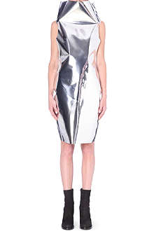 GARETH PUGH Abito sleeveless metallic dress