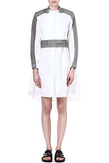 SACAI Cotton shirtdress
