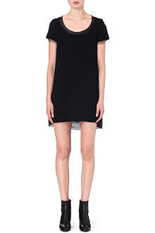 SACAI Long t-shirt dress