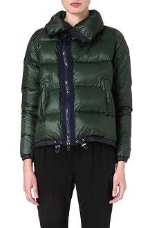 SACAI Padded bomber jacket