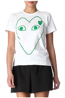 PLAY Heart t-shirt