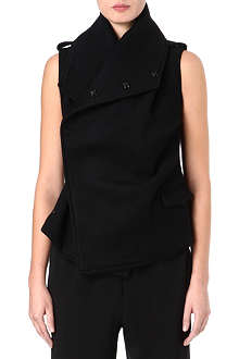 A.F.VANDEVORST Gazelle sleeveless jacket