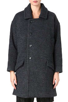 A.F.VANDEVORST Maneater oversized coat