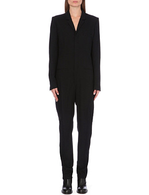 A.F.VANDEVORST Tailored stretch-wool jumpsuit