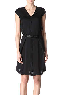 A.F.VANDEVORST Data belted dress