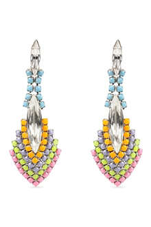 TOM BINNS Soft Power earrings
