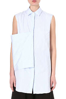 JW ANDERSON Side-panel sleeveless shirt
