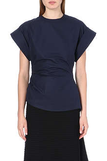 JW ANDERSON Sleeve-detail cotton top