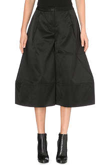 JW ANDERSON Wide-leg cropped trousers