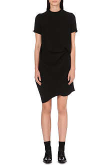 JW ANDERSON Knot detail crepe dress