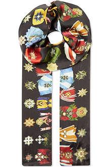 UNDERCOVER Und 10 acc floral tie