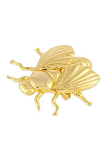 UNDERCOVER Fly brooch
