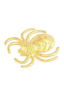 UNDERCOVER Spider brooch