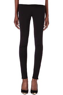 THIERRY MUGLER Zipped-cuff skinny trousers