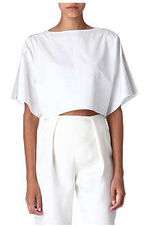 THIERRY MUGLER Cropped top