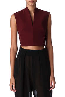 THIERRY MUGLER Cut-out top