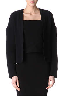 THIERRY MUGLER Collarless jacket