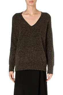 THE ROW Thea mohair-blend jumper