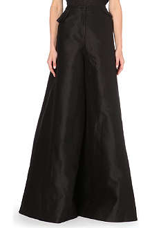 YANG LI Flared wide-leg trousers