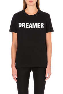 YANG LI Dreamer cotton-jersey t-shirt