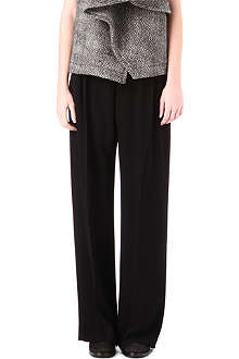 HAIDER ACKERMANN Pleated wide-leg trousers