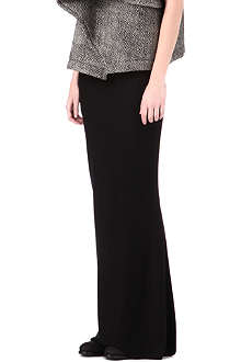 HAIDER ACKERMANN Wool maxi skirt