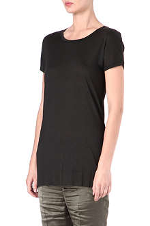 HAIDER ACKERMANN Raw-hem t-shirt