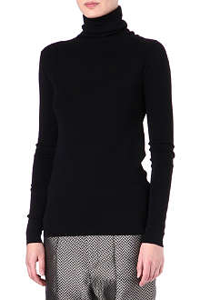 HAIDER ACKERMANN Roll-neck knitted jumper