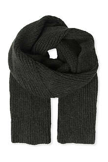 HAIDER ACKERMANN Knitted scarf
