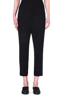 HAIDER ACKERMANN Tapered wool trousers