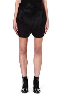 HAIDER ACKERMANN Satin shorts