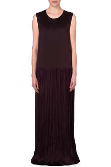 HAIDER ACKERMANN Silk maxi dress