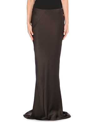 HAIDER ACKERMANN Fish-tail maxi skirt
