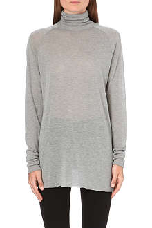 HAIDER ACKERMANN Turtleneck knitted jumper