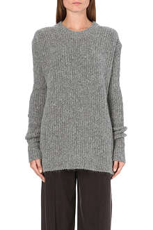 HAIDER ACKERMANN Mohair knitted jumper