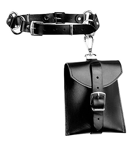 ZANA BAYNE Chris belt bag (Black