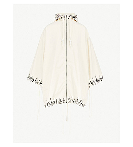 TOOGOOD The Explorer cotton coat (Raw