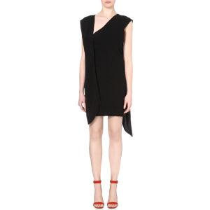 One-shoulder mini dress