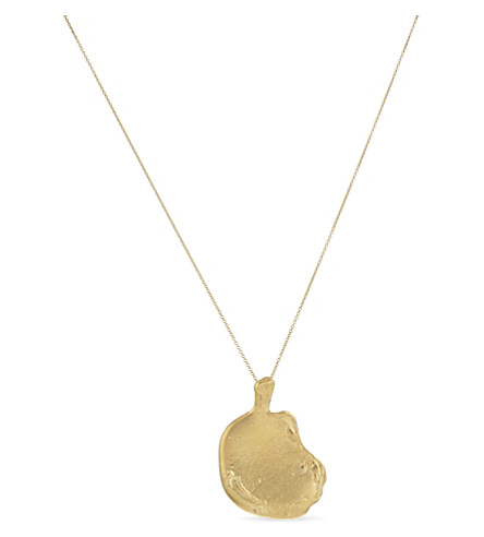 N The Lost Dreamer necklace (Gold