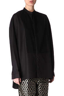 HAIDER ACKERMANN Bib-detail shirt